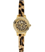 Animal magnetism waves through this attractive watch by GUESS.