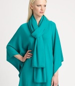 Soft, finespun Italian cashmere in a vibrant, season-perfect shade.12 X 42CashmereDry cleanImported of Italian fabric
