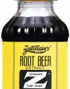 Zatarain's Root Beer Extract, 4 Ounce Plastic Bottles (Pack of 12)