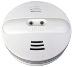 Kidde PI9010 Battery-Operated Dual Ionization and Photoelectric Sensor Smoke Alarm