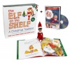 The Elf on the Shelf: A Christmas Tradition with Blue Eyed North Pole Girl Pixie-elf with Bonus An Elf Story DVD