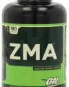 Optimum Nutrition ZMA, 180 Capsules