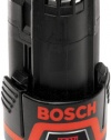 Bosch BAT413A 12V Max Lithium-Ion 1.5 Ah High Capacity Battery