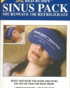 The Original Bed Buddy Sinus Pack - Use Hot or Cold for Headaches
