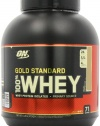 Optimum Nutrition 100% Whey Gold Standard, Mocha Cappuccino, 5 Pound