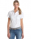 Dickies Women's Short Sleeve Poplin Shirt