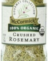 McCormick 100% Organic, Crushed Rosemary, 1-Ounce Unit