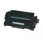 Compatible HP CE255A (55A) Toner Cartridge, for use in HP Laserjet P3010/P3015/P3015D/P3015DN/P3015X/P3016