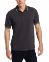 Fred Perry Men's Slim Fit Twin Tipped Polo
