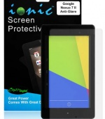 COD Screen Protector Film Matte Clear (Anti-Glare Anti-Fingerprint) for Google Nexus 7 FHD 2nd Generation Gen Tablet (3-pack)